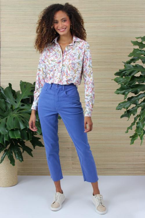 Camisa Joy Cashmere Color - V21