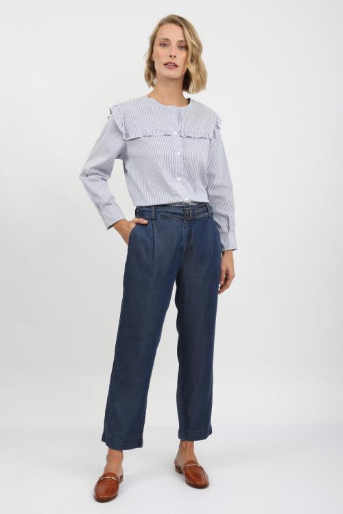 Camisa Fio Tinto Stretch - Si2