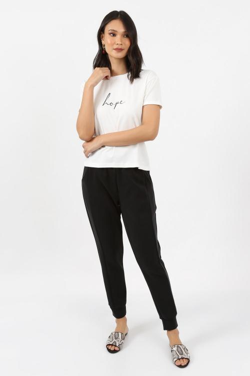 T-Shirt Algodão Egípcio Hope - I21