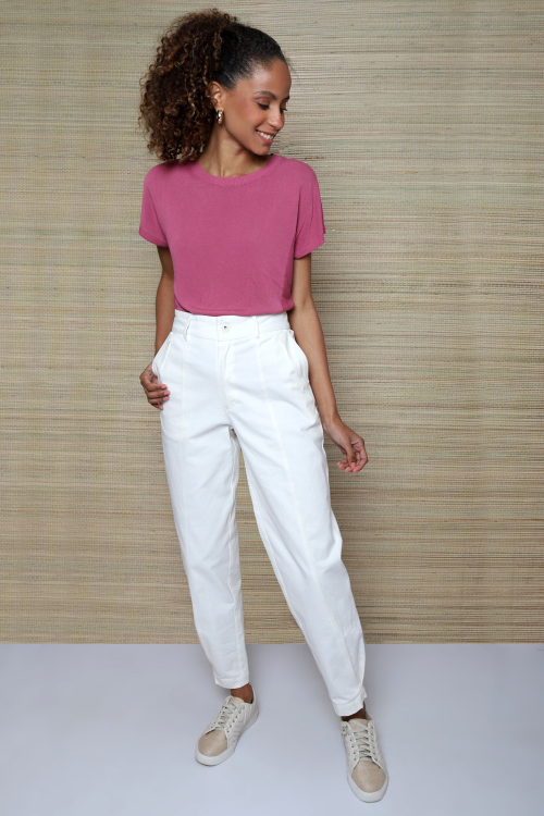 Blusa Tricot Color - V21