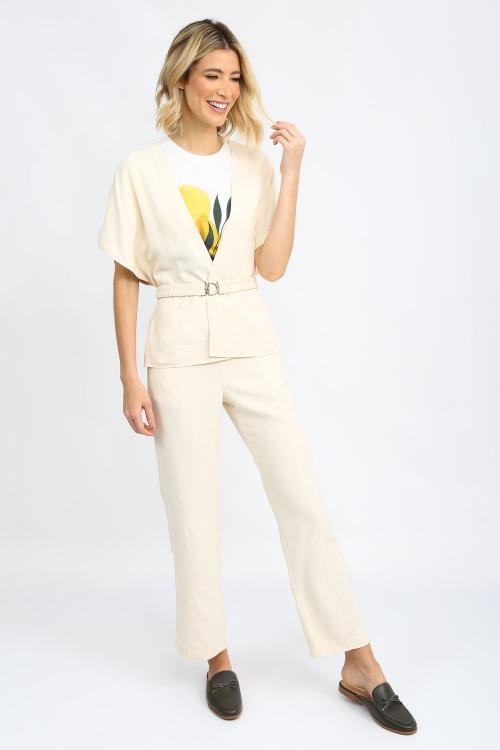 Kimono Cinto Fivela - I21