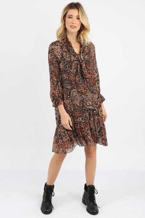 Vestido Tilly Color Cashmere - I21