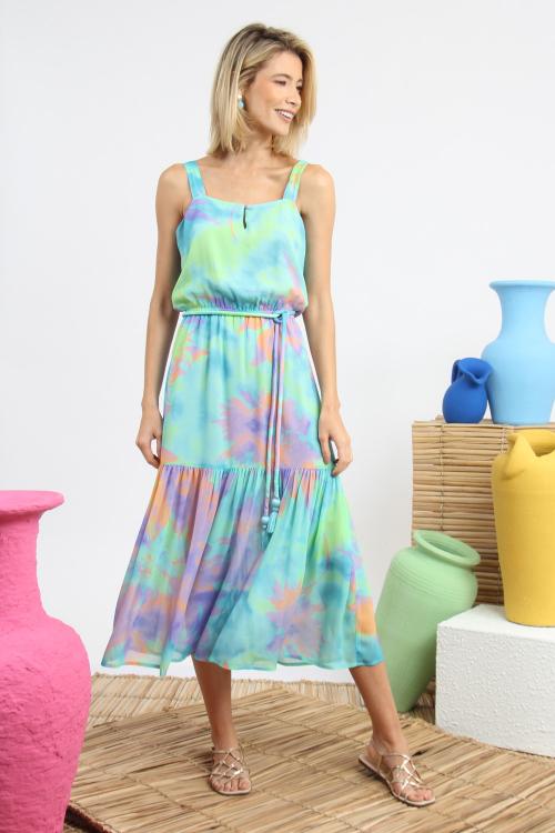 Vestido Tilly Tie Dye - V21