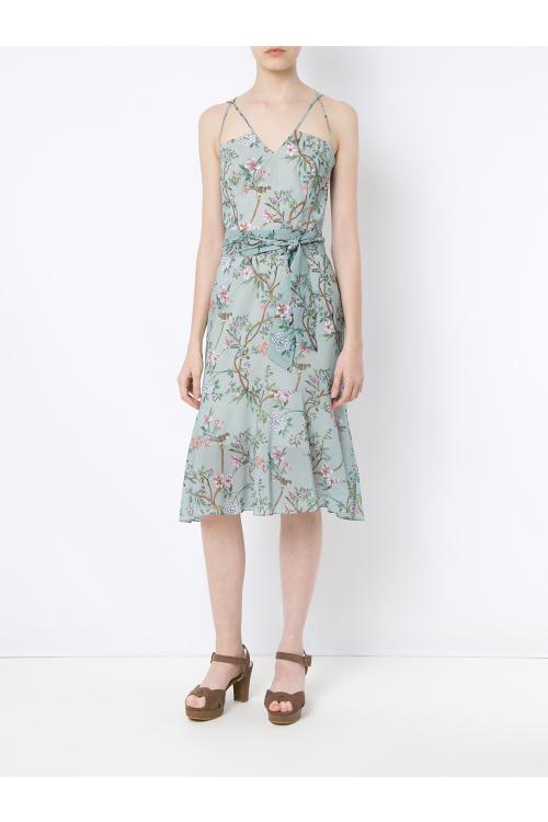 Vestido Cecilia Colibri - Sv8