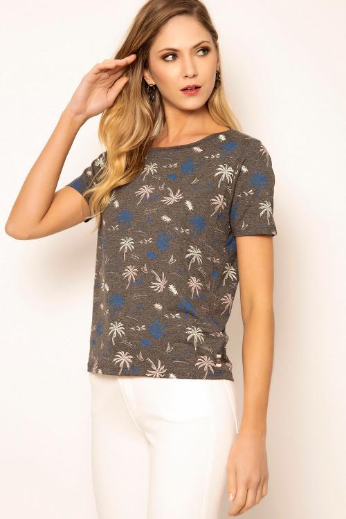 T-Shirt Coqueiros - V18