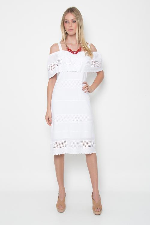 Vestido Laise Midi - I18