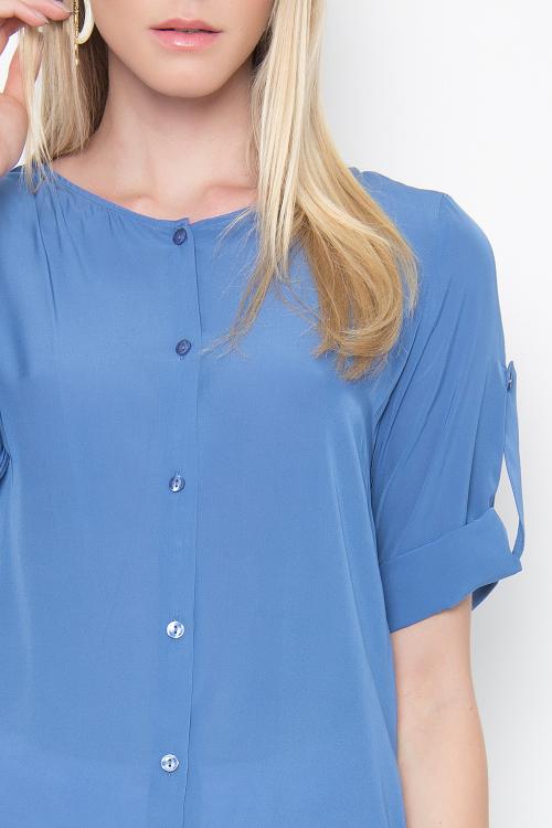 Camisa Degage Tecido Ice-Caf - I18