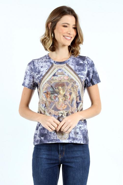 T-Shirt Anjos 1 - I20